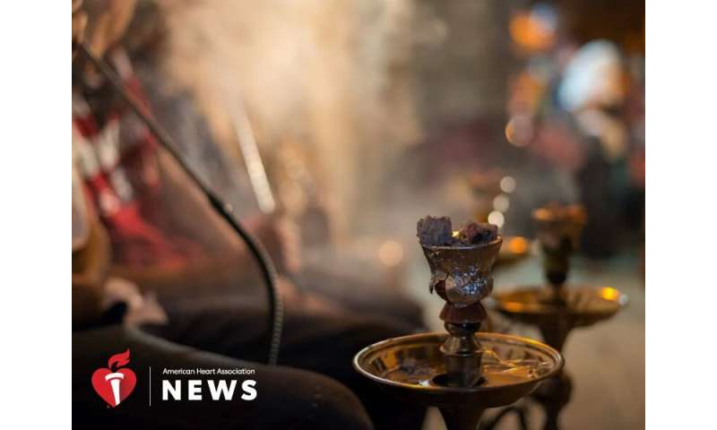AHA: hookah smoking trendy, despite evidence of health risks