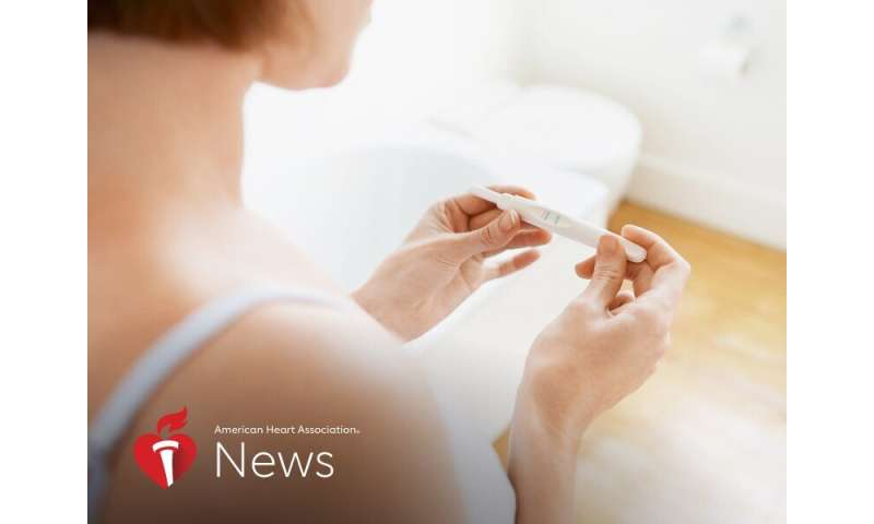 AHA news: how to have a heart-healthy pregnancy before you even conceive