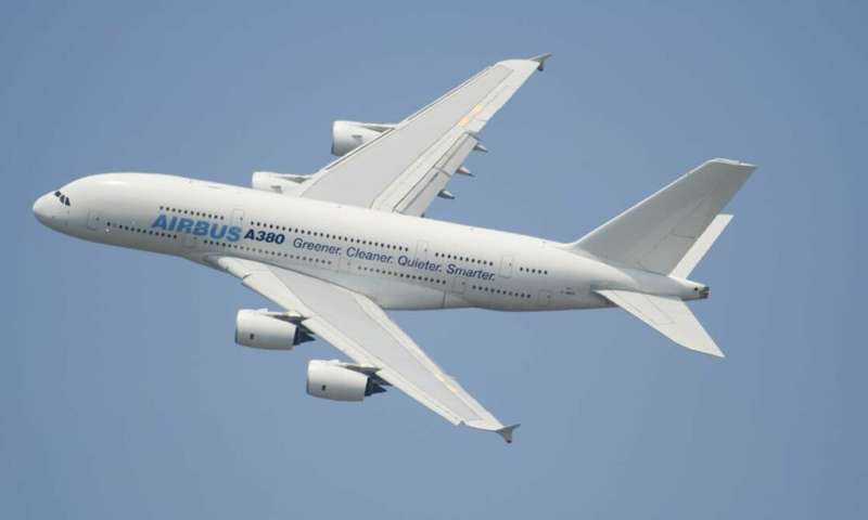 Airbus A380: from high-tech marvel tocommercial flop