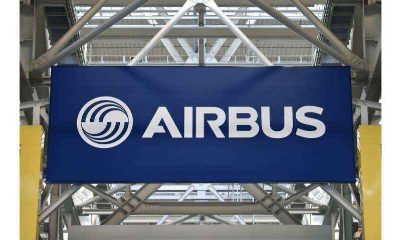 Airbus says no commercial operations were impacted