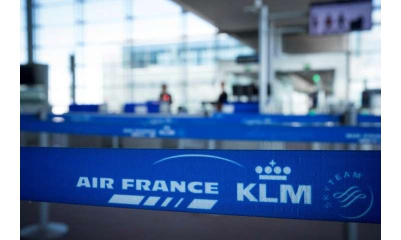 Air France and KLM merged in 2004 but continue to operate largely separately
