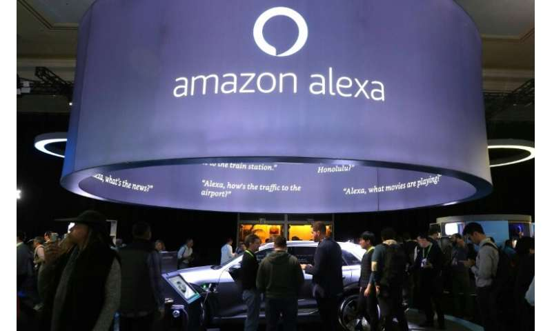 Amazon said its Alexa digital assistant was a major part of its strategy as the US tech giant reported strong gains in profits a