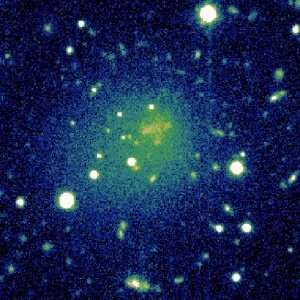Anemic galaxy reveals shortcomings in the theory of ultra-diffuse galaxy formation