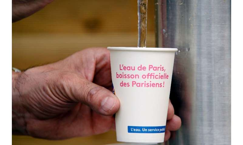 Probe opened in France over radioactive water rumours