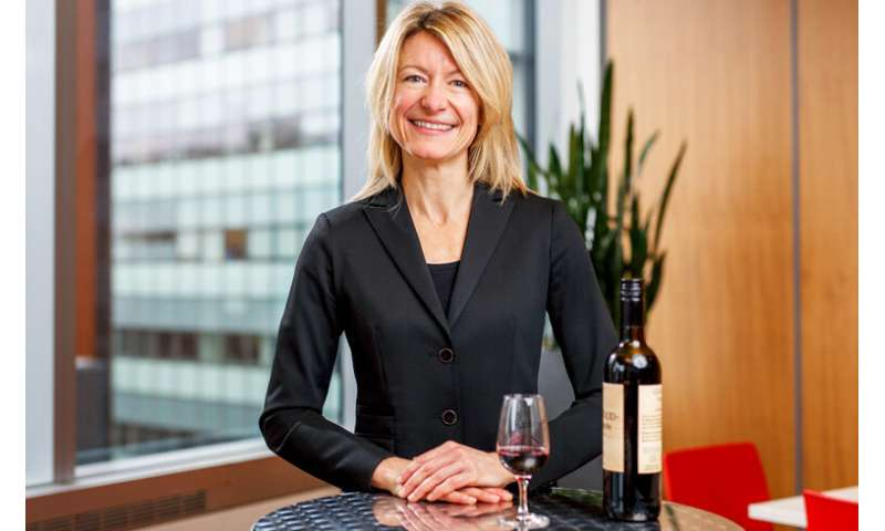 A new study shows that wine experts differ by geographic region