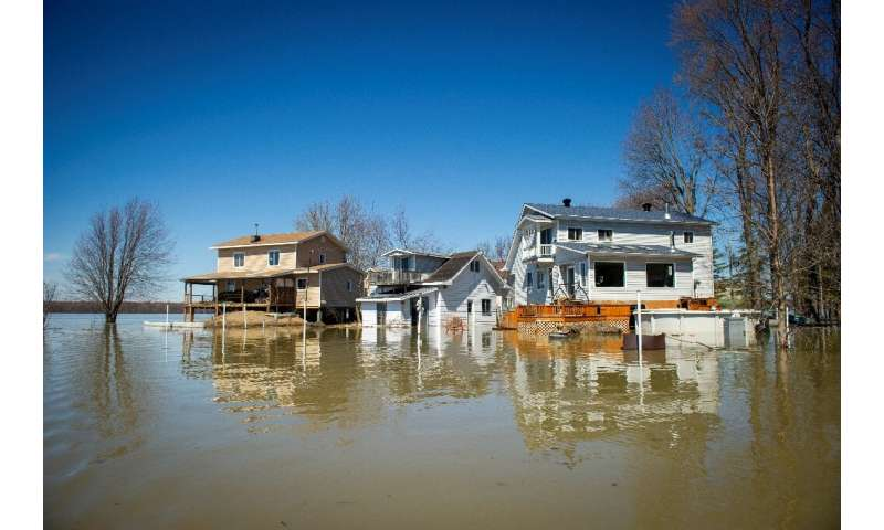 Canada residents split: to move or not after two floods in two years