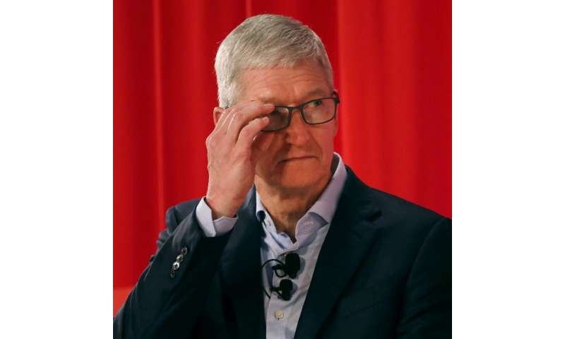 Apple chief Tim Cook ran supply chain logistics for the company before succeeding the late co-founder Steve Jobs at the helm in