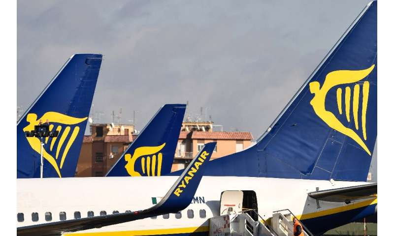 A strike notice has been served on Dublin headquartered Ryanair