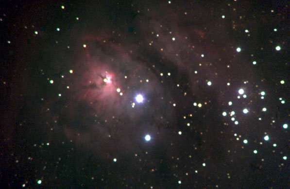**Astronomers investigate open cluster NGC 6530