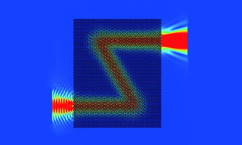 A study by the UC3M researches the limits of topological insulators using sound waves