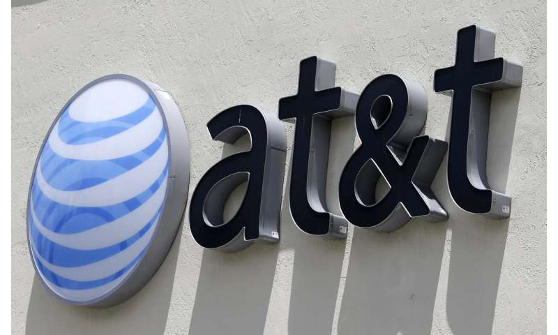AT&T shares slump as more TV customers leave