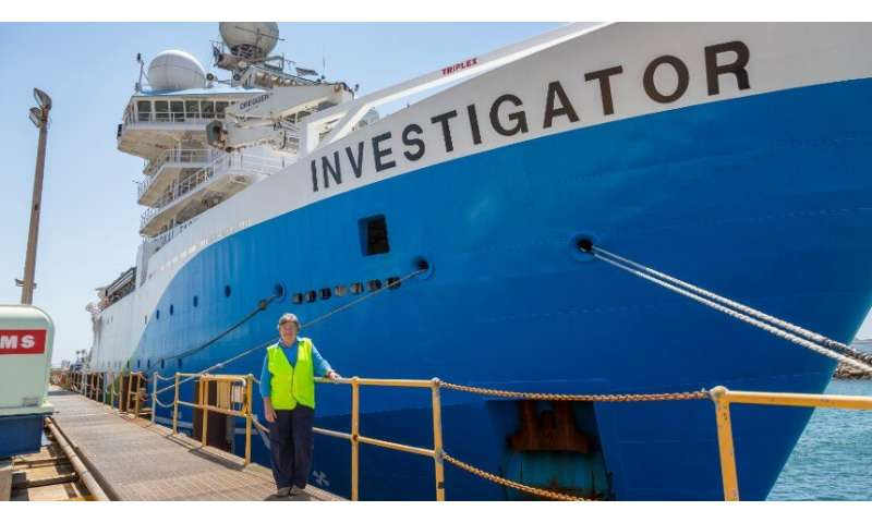 Australian voyage to reveal climate change effects in Indian Ocean