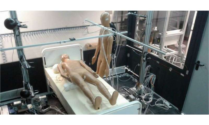 A ventilation system proves effective at reducing hospital infections