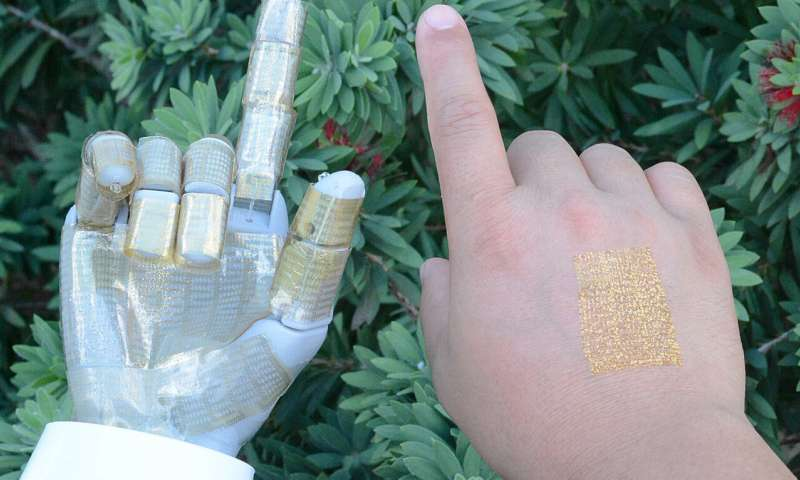 A wearable device so thin and soft you won't even notice it