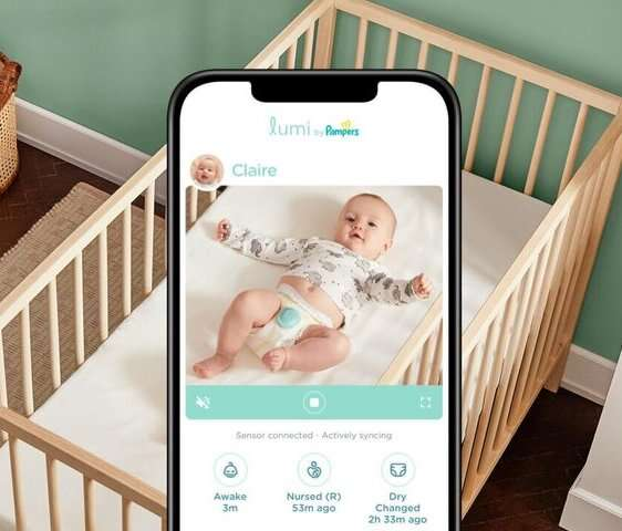 Baby tech: Pampers to deliver a big diaper change