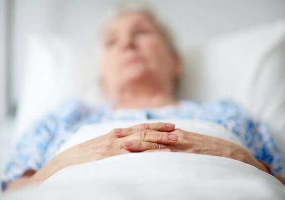 Bedsore prevention practices in aged care could constitute abuse, says study