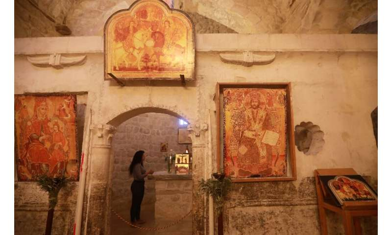 In Syria's Maalula, fear for survival of language of Christ