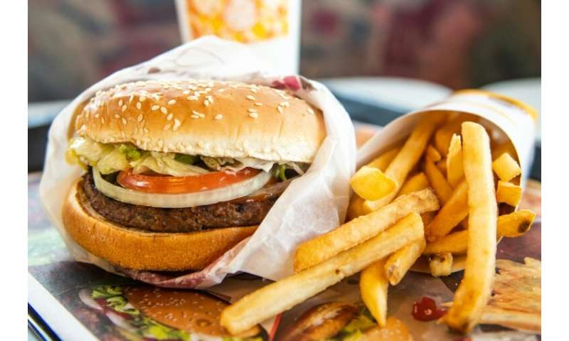 Behold the 'Impossible Whopper':  Burger King is rolling out the plant-based burger in its St Louis locations—this meal is seen