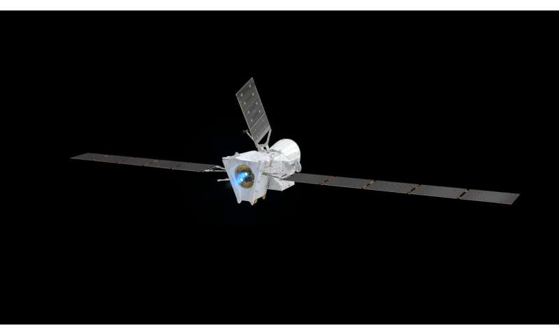 BepiColombo is ready for its long cruise