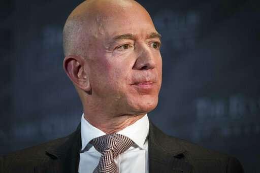 Bezos, hunting for big wins, is comfortable with big fails (Update)