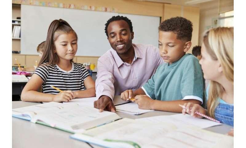 Black male educators sound alarm regarding lack of diversity in P-12 classrooms