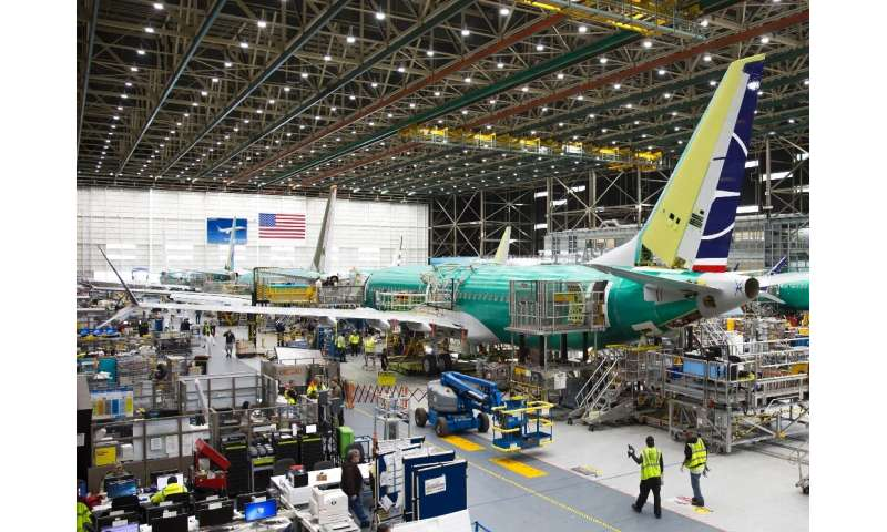Boeing's CEO said compensation to airline customers inconvenienced by the 737 MAX could come in services or cash, depending on p