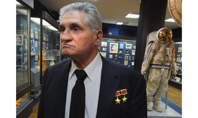 Boris Volynov was a contemporary of the first man in space, Yuri Gagarin, said Russians soon realised they had been overtaken in