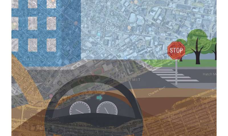 Bringing human-like reasoning to driverless car navigation