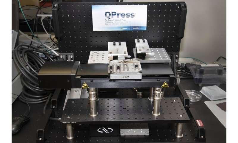 Building a printing press for new quantum materials
