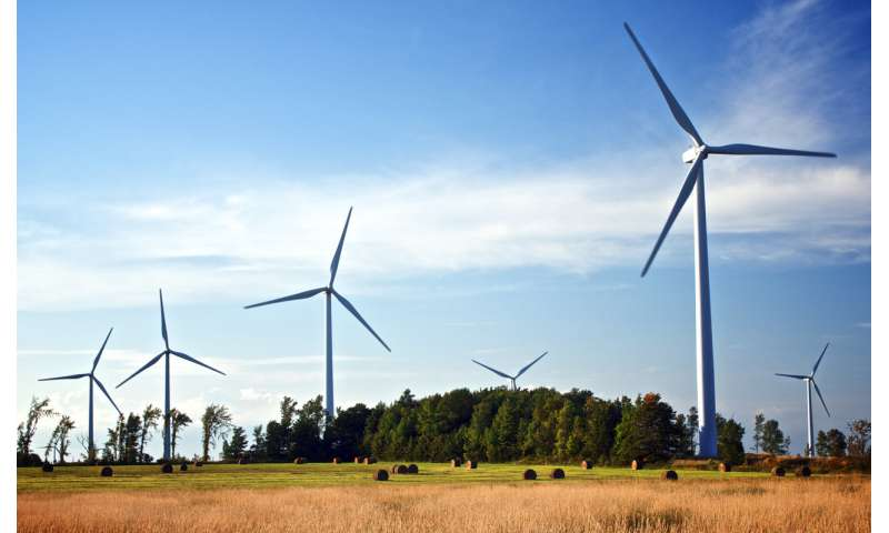 Building wind turbines where they're not wanted brings down property values
