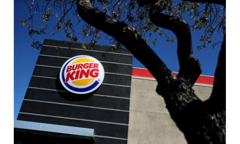 """Burger King is one of a handful of US fast food restaurant chain to embrace """"Impossible"""" meat, along with White Castle"""