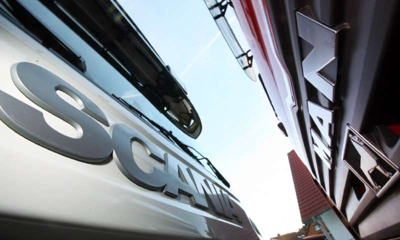 By unloading part of its truck unit Traton, which includes the Man and Scania brands, VW aims to take in up to 1.9 billion euros