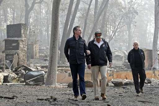 California to waive environmental rules for fire season prep