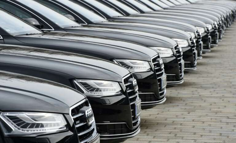 European car sales stay in reverse