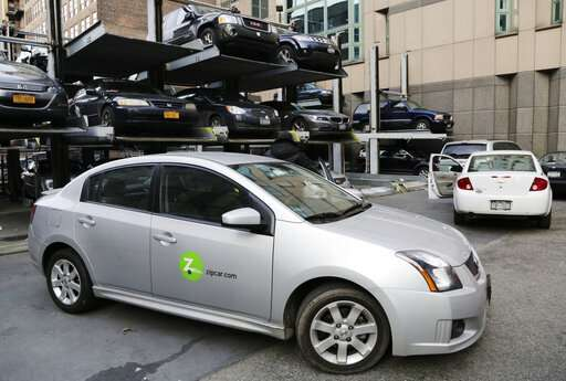 Car Sharing Offers Ways To Profit From Or Ditch Personal Car