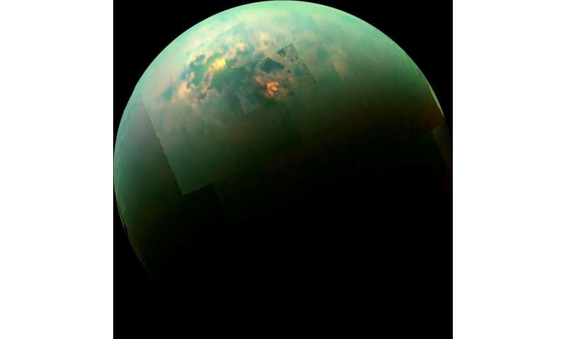 **Cassini reveals surprises with Titan's lakes