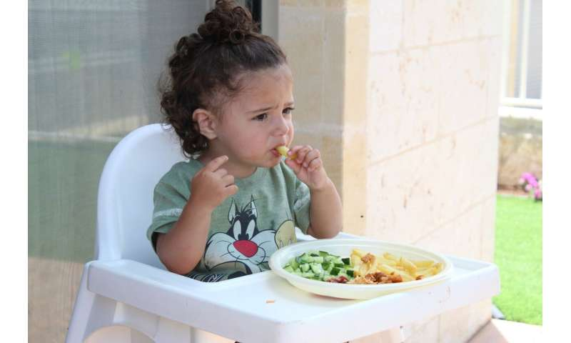 Unusual eating behaviors could be diagnostic indicator for autism