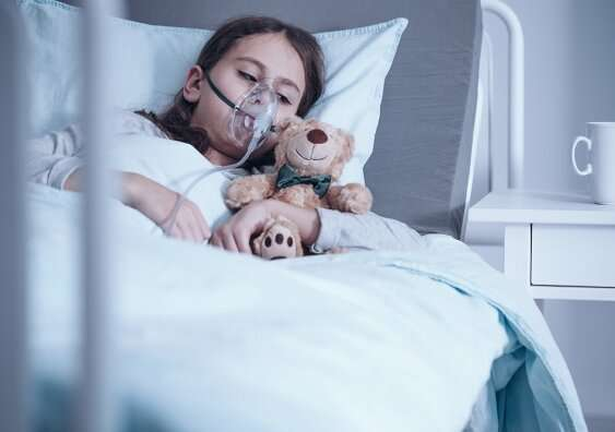 Children with chronic lung diseases at higher risk of flu hospitalisation