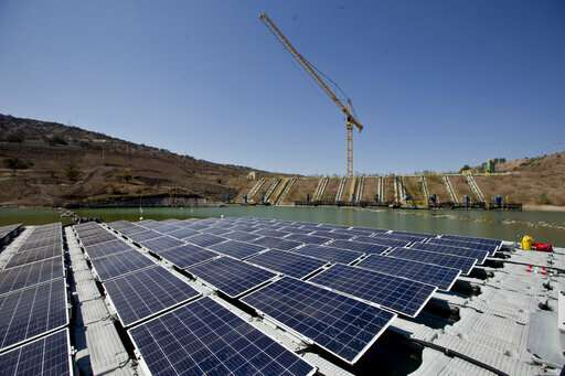 Enlightone: Chile Tests Floating Solar Panels To Power Mine, Save Water