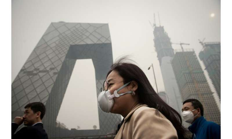 China can easily fulfill its Paris climate pledge to peak greenhouse gas emissions by 2030, but sourcing 20 percent of its energ