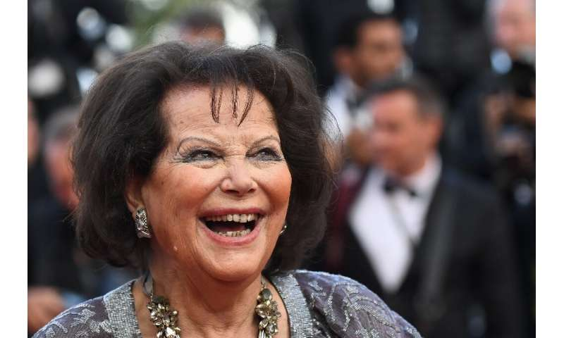 Claudia Cardinale says she remembers above all Armstrong dropping in some months later for a party in the Rome countryside