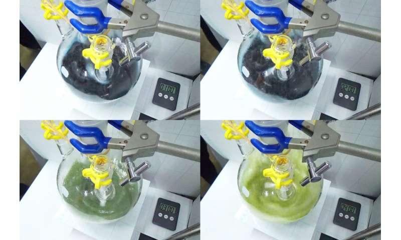 Cleaner, cheaper ammonia