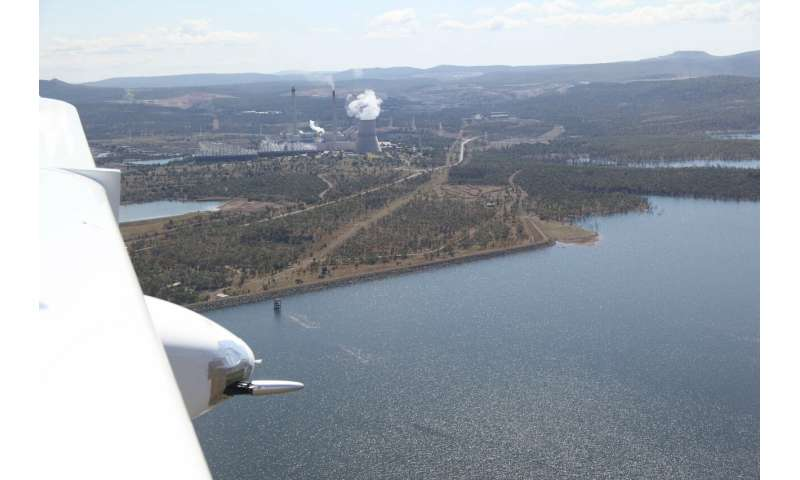 Coal power stations disrupt rainfall: global study