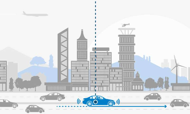 Companies spell out guiding principles for autonomous cars to be safe