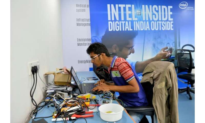 Computer professionals from India make up the largest segment of US visa holders under a program aimed at attracting skilled wor