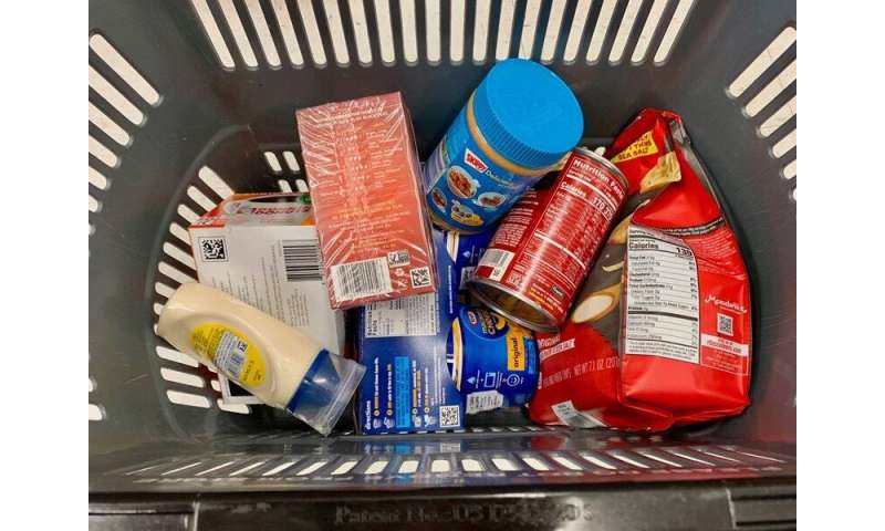 Consumers want food labelling details spoon-fed