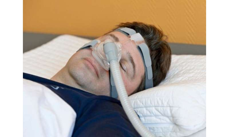 quality design 1d567 6abc5 CPAP brings longer life for obese people with sleep apnea  Study