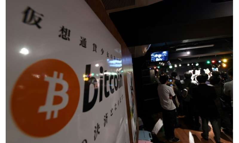 Cryptocurrencies like bitcoin are big in Japan