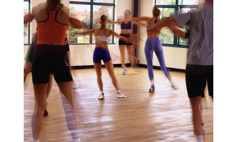 Dance your way to better health