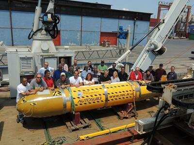 Daring underwater mission reveals how deep ocean floor currents can travel thousands of kilometres